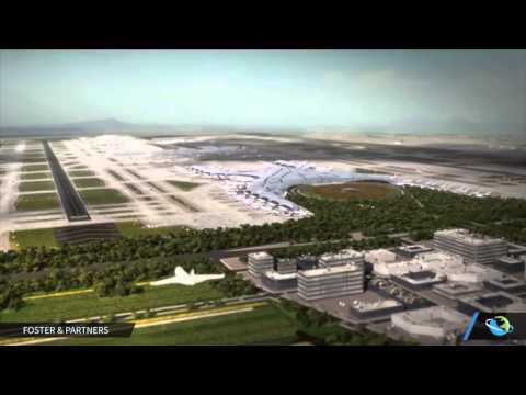 Mexico Plans to Build Latin America's Largest Airport