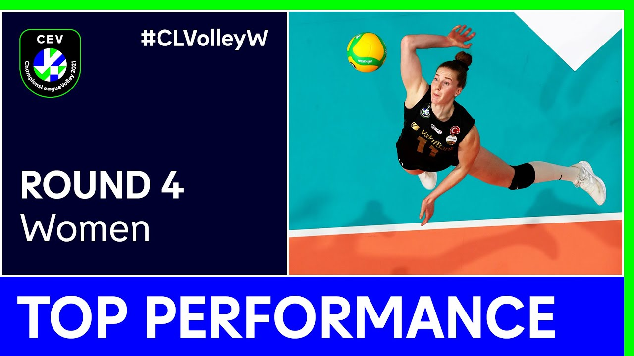 Isabelle Haak | Top Perfornance Pool C - Round 4 | #CLVolleyW