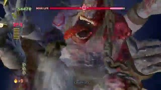 HD The house of the dead 4 Stage 1 boss clear (60 fps)