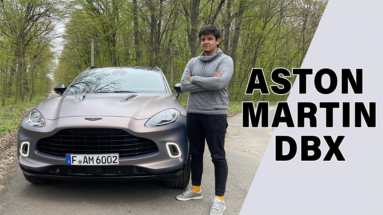 ASTON MARTIN DBX - Mașină sport înaltă, n-are nevoie de asfalt - Cavaleria.ro