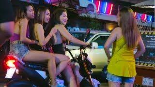 Cambodia Nightlife 2017   Phnom Penh After Midnight