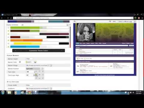 ProBoards V5 Admin Panel Tutorial