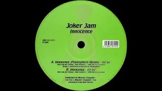 Joker Jam - Innocence (Planisphere Remix) |Green Martian| 2001