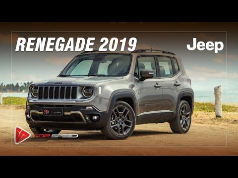 Avaliação Jeep Renegade Limited 2019  | Top Speed
