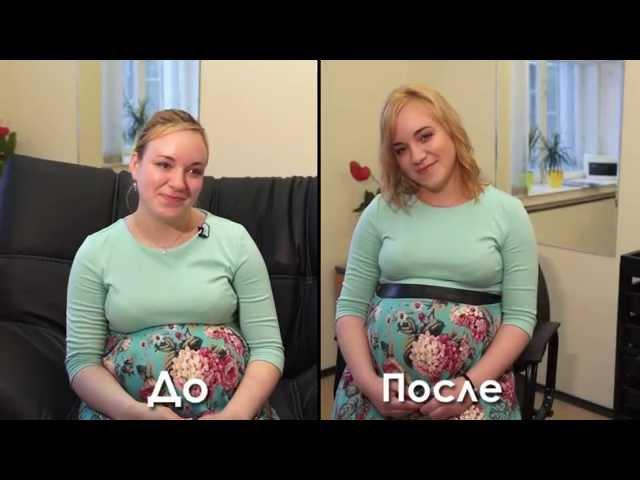 Беременность и окрашивание волос. Реальная история.