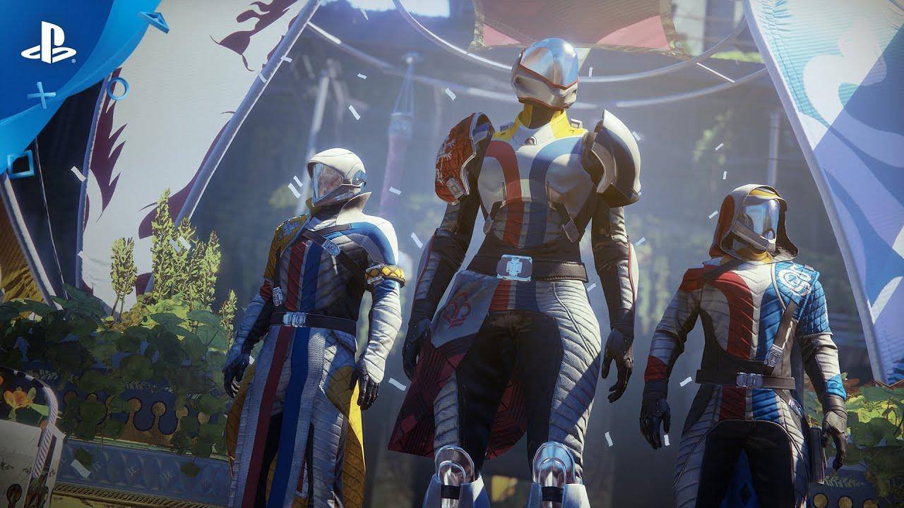 『Destiny 2』 ガーディアン・ゲーム – ゲームプレイのトレーラー