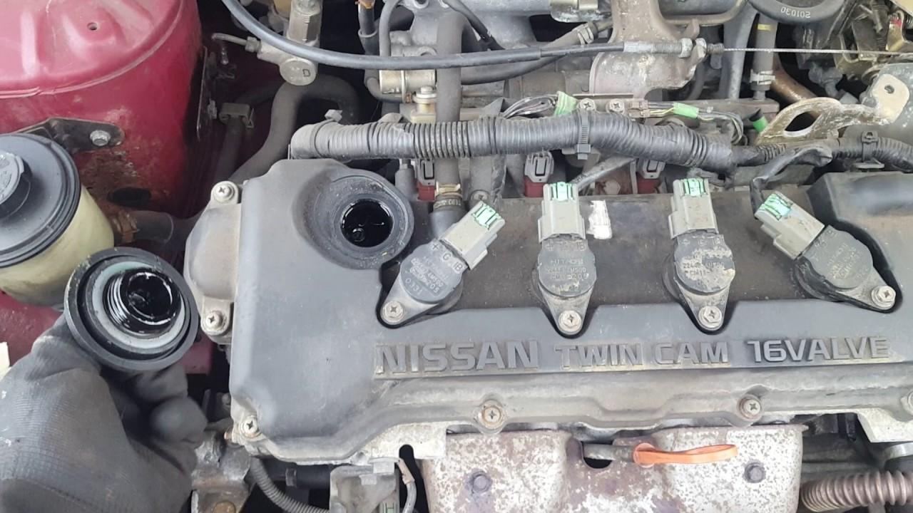 Контрактный двигатель Nissan (Ниссан) 1.5 QG15DE | Где купить? | Тест мотора