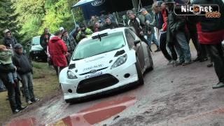 Test Petter Solberg Fiesta Wrc HD