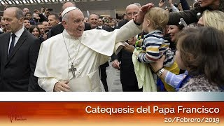 Catequesis en español del Papa Francisco 20/02/2019 HD