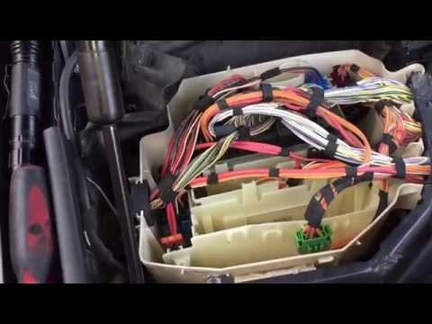 HOW TO Open ECU Box BMW 5 Series 3 Series E90 E39 528I 328I M5 M3