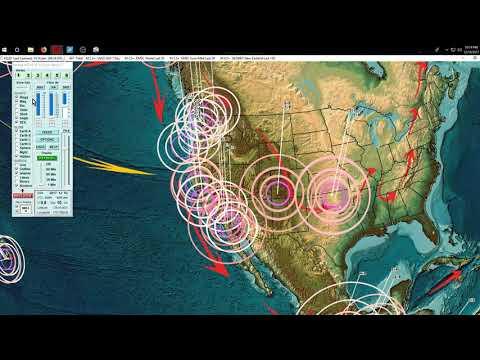 12/10/2017 -- Global Earthquake Forecast -- West Coast USA, Asia, Europe, Middle East -- NEW WARNING