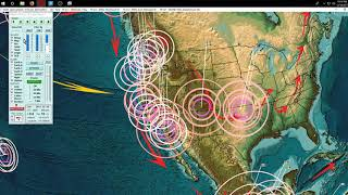 12/10/2017 -- Global Earthquake Forecast -- West Coast USA, Asia, Europe, Middle East -- NEW WARNING