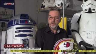 Star Wars Episode VII to be made in the UK