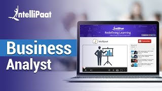 Business Analyst Training For Beginners | Business Intelligence Analyst | Intellipaat