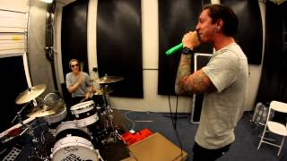 The Word Alive death metal freestyle
