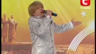 Валерий Юрченко - Singer - Ukraine Got Talent 2009
