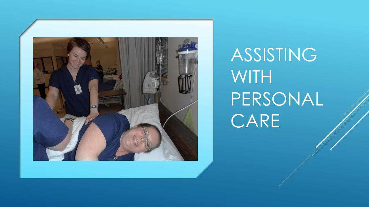 Nursing Assistant Level 1 Cna 2 Oregon Coast Community College