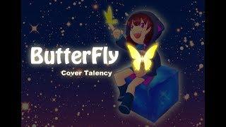 Butter-fly 翻唱/歌ってみた/塔綾絲