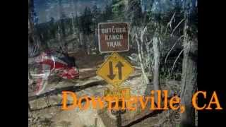 Butcher Ranch Trail, Downieville, CA Thumbnail