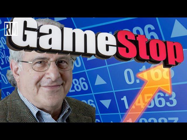 Dr. Richard Wolff on GameStop
