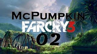Far Cry 3 - Ep. 2. - Radiové stanice a kempy 1.
