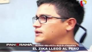 El Zika llegó al Perú: amenaza sobre miles en Latinoamérica