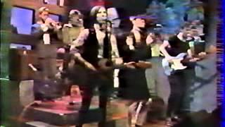 The Fleshtones - Screaming Skull + American Beat (live tv)