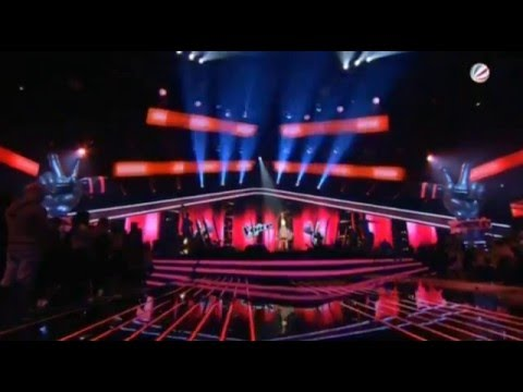 Shanice - Sorry | Finale | The Voice Kids 2016