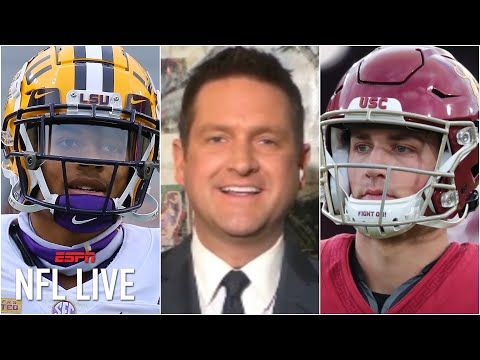 Todd McShay breaks down his way-too-early 2022 NFL Mock Draft  NFL Live