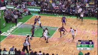 Al Horford Highlights vs Los Angeles Lakers (11 pts, 8 reb, 8 ast)