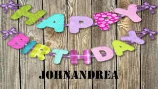 JohnAndrea   Wishes & Mensajes