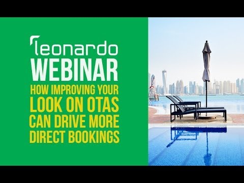 Turn OTA Lookers into Direct Bookers: How Improving Your Look on OTAs Can Drive More Direct Bookings