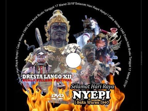 Ogoh Ogoh 2018 Disc 1 (Nusa Dua -Bali)