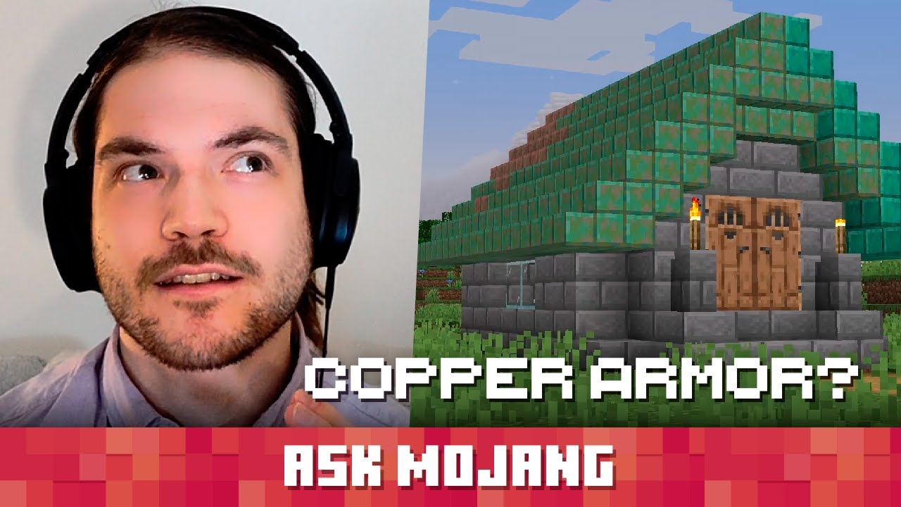 Ask Mojang #16: Tools and Gear