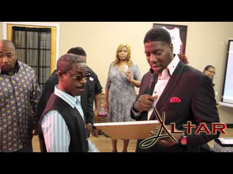 The Altar Worship Center - Ordination and Affirmation Service