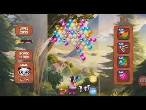 Panda Pop- Level 2895