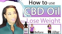 How to use CBD Oil to lose weight