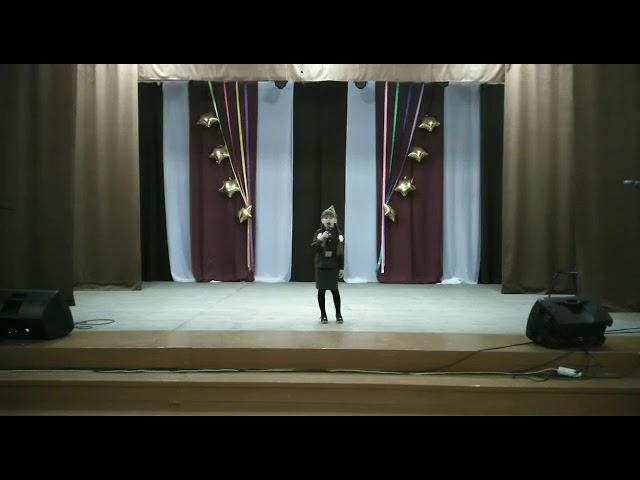 №856 Бурдуковская Ангелина. Песня