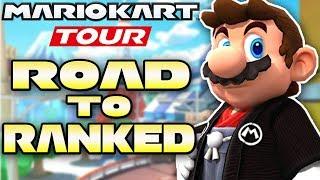 Mario Kart Tour - F2P RANKED Mario Cup | Tokyo Tour Week 2