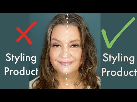 Why it is important to use hairstyling products