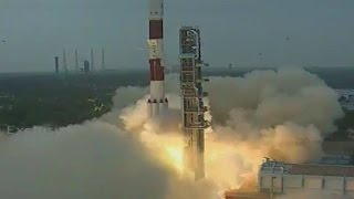 BREAKING NEWS: Isro Launches PSLV-C36 Carrying Satellite Resourcesat-2A
