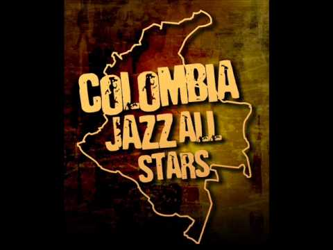 CUMBIA EN DOMINANTE - COLOMBIA JAZZ ALL STARS