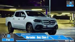 Mercedes-Benz Clase X 2017