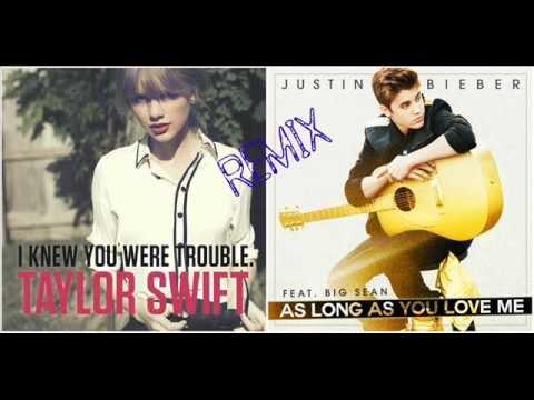 Justin Bieber ft. Taylor Swift - I knew...