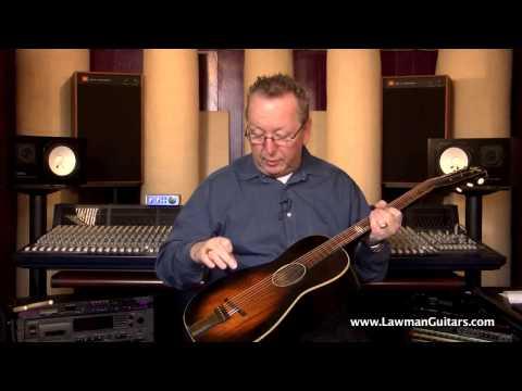 Vintage Harmony Guitars - 1946 Harmony USA Stella 3/4 Size Parlor Guitar (515) 864-6136