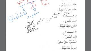 Том 1. Урок 14 (9).Мединский курс арабского языка.