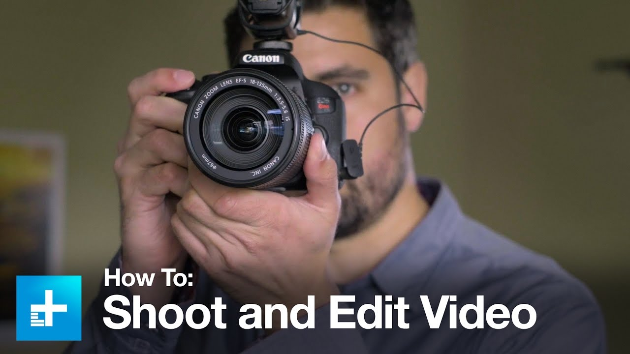 How to shoot and edit your own videos for vlogs, instructionals, and product reviews