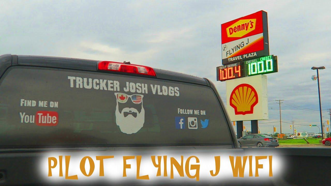 tjv review of pilot flying j s new overhauled wifi youtube