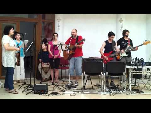 My singers: Pan je so mnou (Ty si Pane stale pri mne 2012)