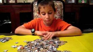 Green: Doing Puzzle Smartly